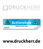 Actionshow-Fertigbanner